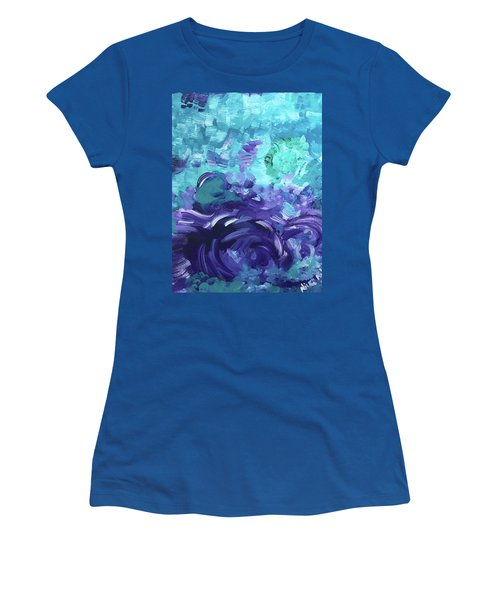 Sea Purple Women's T-Shirt