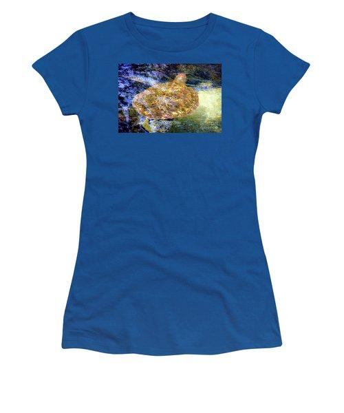 Sea Turtle In Hawaii Women's T-Shirt