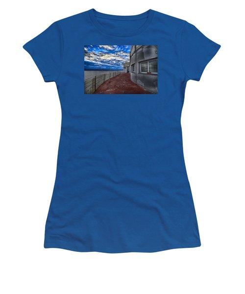 Seascape Atmosphere - Atmosfera Di Mare Women's T-Shirt