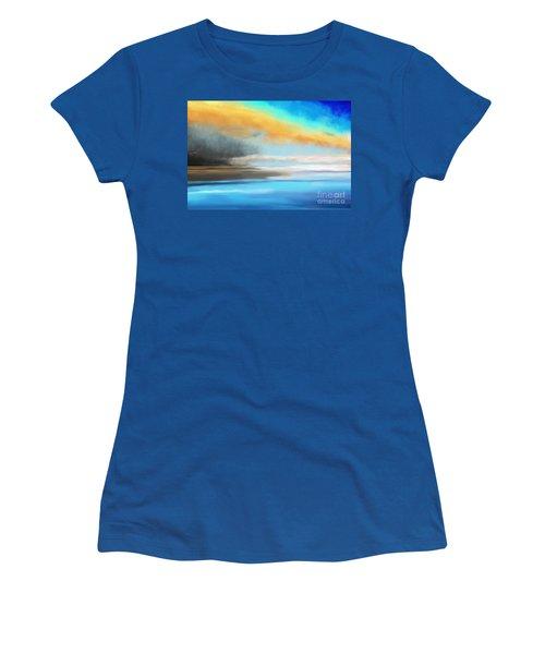 Seascape Painting Women's T-Shirt
