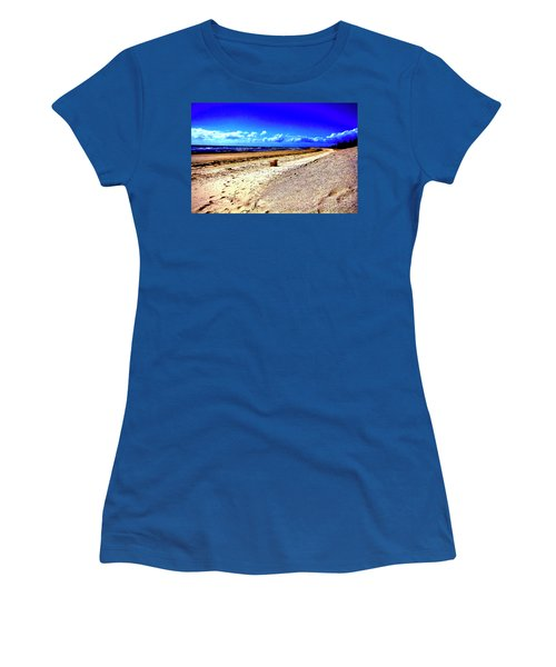 Seat For One Women's T-Shirt (Junior Cut) by Douglas Barnard
