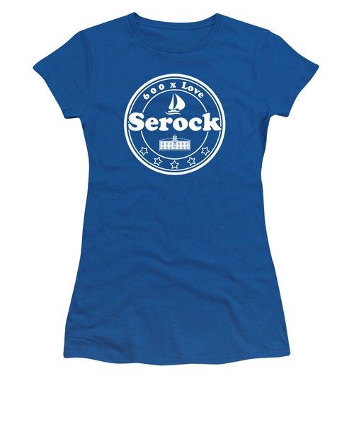 Serock T-shirt For 600 Years Anninversary Women's T-Shirt (Junior Cut) by Julis Simo