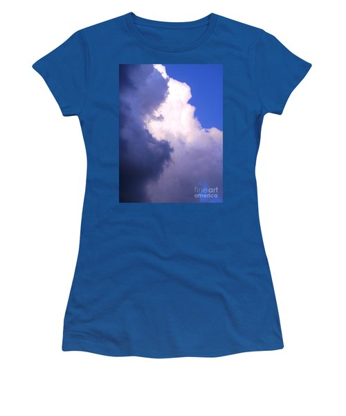 Women's T-Shirt (Junior Cut) featuring the photograph Shadow Work by Melissa Stoudt