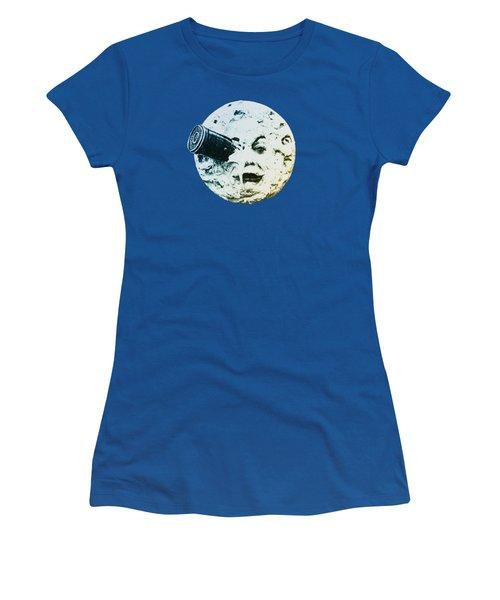 Shoot The Moon Women's T-Shirt