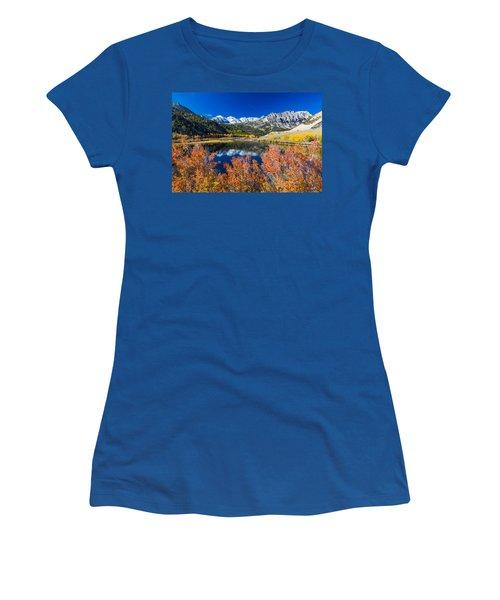 Sierra Foliage Women's T-Shirt