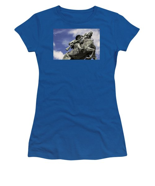 Soldier In The Boer War Women's T-Shirt