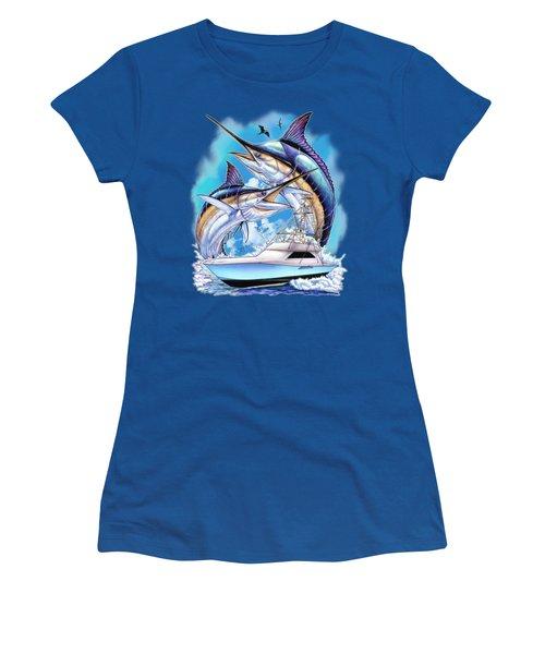 Solera Open Women's T-Shirt (Athletic Fit)