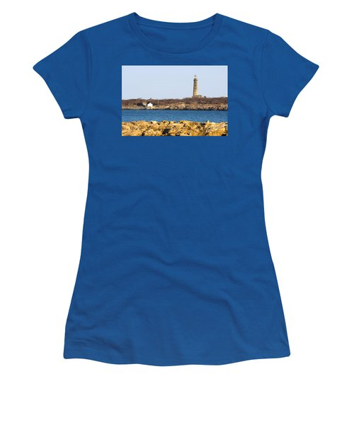 South Tower-thatcher Island Women's T-Shirt