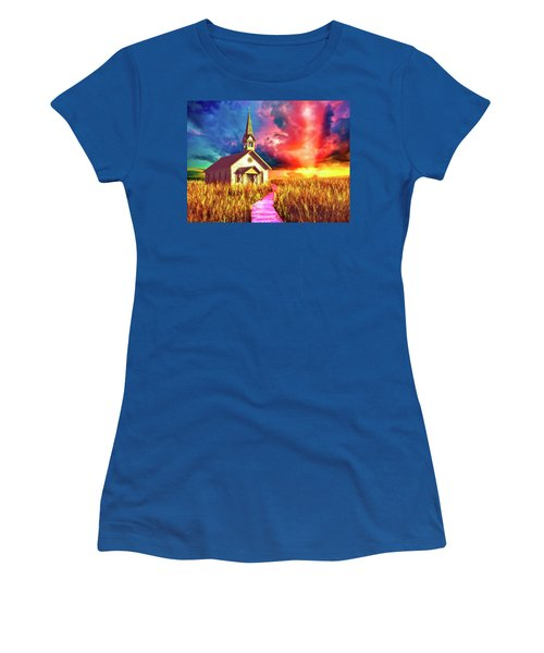 Spiritual Event Women's T-Shirt