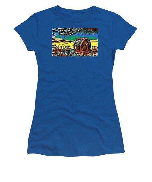 Spring Landscape Women's T-Shirt