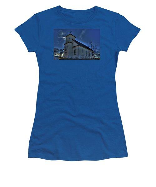 St Agnes Women's T-Shirt (Athletic Fit)