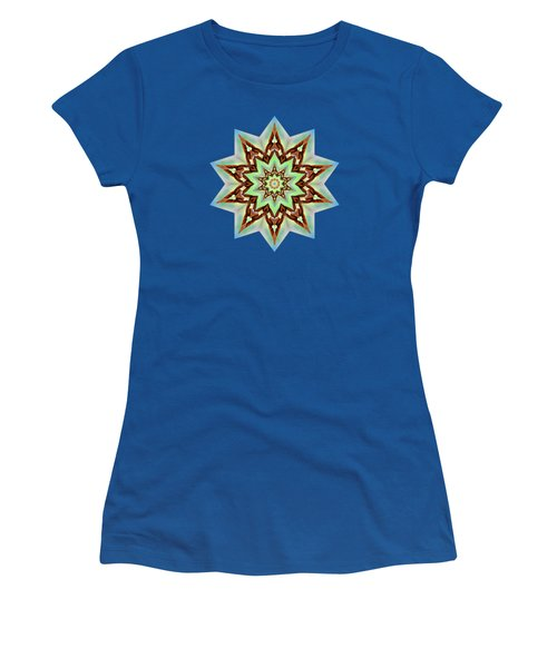 Star Of Strength By Kaye Menner Women's T-Shirt (Junior Cut) by Kaye Menner