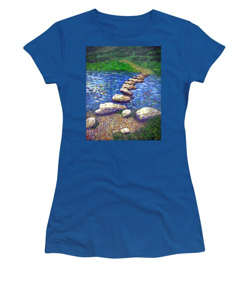 Stepping Stones Women's T-Shirt