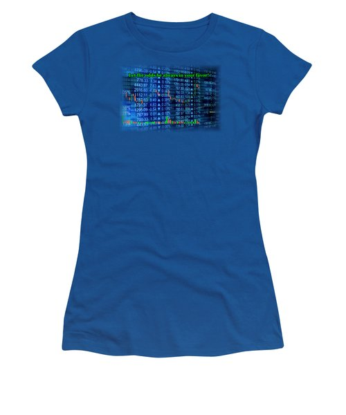 Stock Exchange Women's T-Shirt