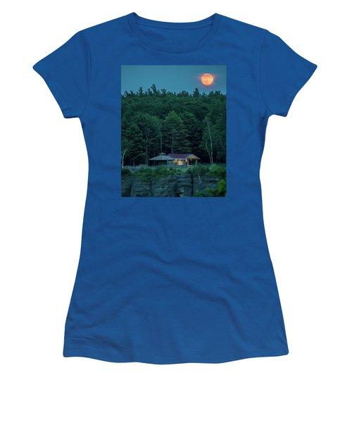 Strawberry Moon Women's T-Shirt