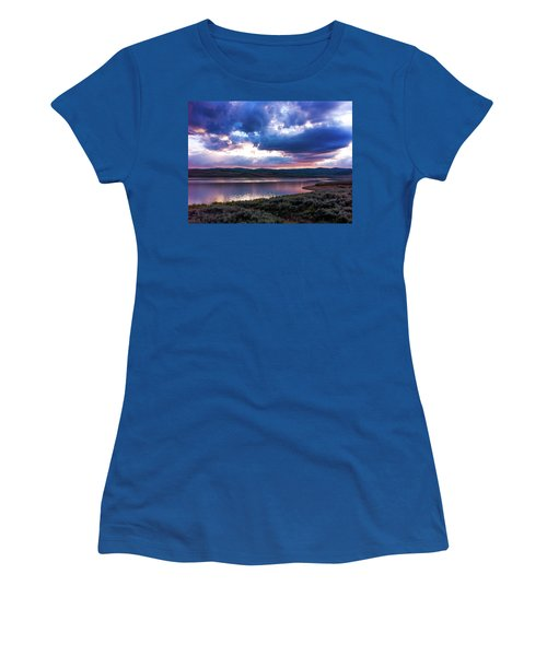Strawberry Sunset Women's T-Shirt