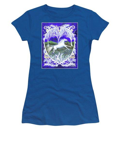 Streak Women's T-Shirt (Athletic Fit)