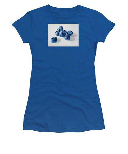 Summertime Blues Women's T-Shirt (Athletic Fit)