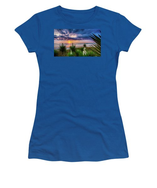 Sunrise Blooms Women's T-Shirt