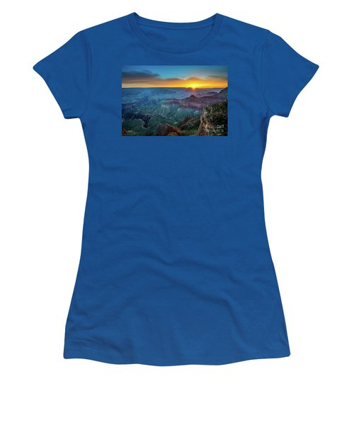 Sunrise Canyon Women's T-Shirt