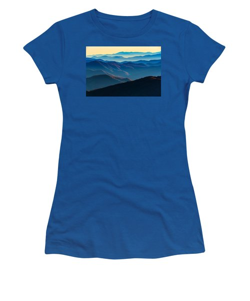 Sunrise In The Smokies Women's T-Shirt
