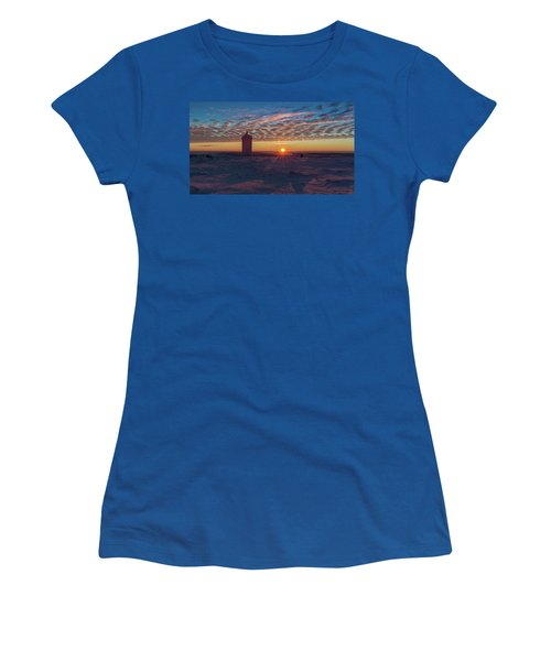 Sunrise On The Brocken, Harz Women's T-Shirt (Junior Cut) by Andreas Levi
