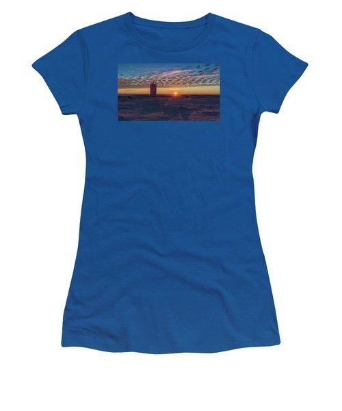 Sunrise On The Brocken, Harz Women's T-Shirt