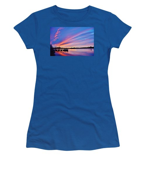 Sunrise Reflecting Women's T-Shirt