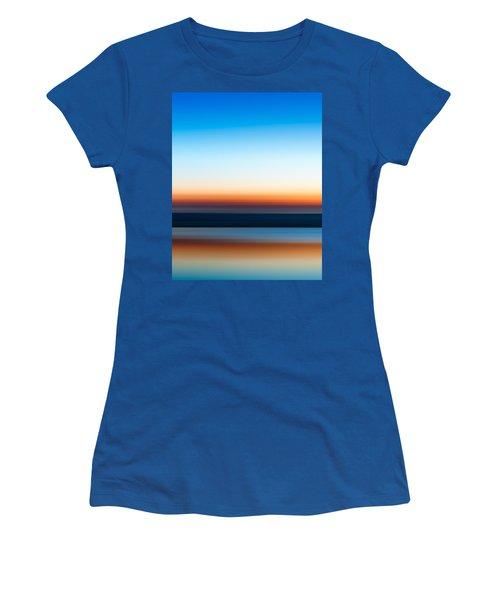 Sunset At Ottawa Lake Women's T-Shirt