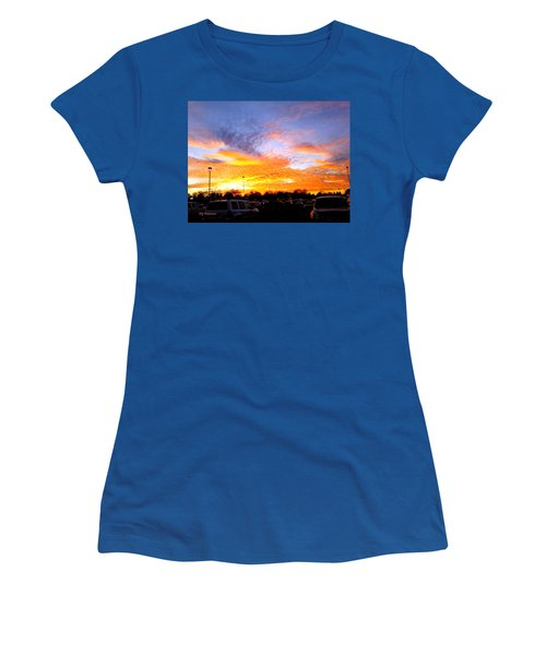 Sunset Forecast Women's T-Shirt