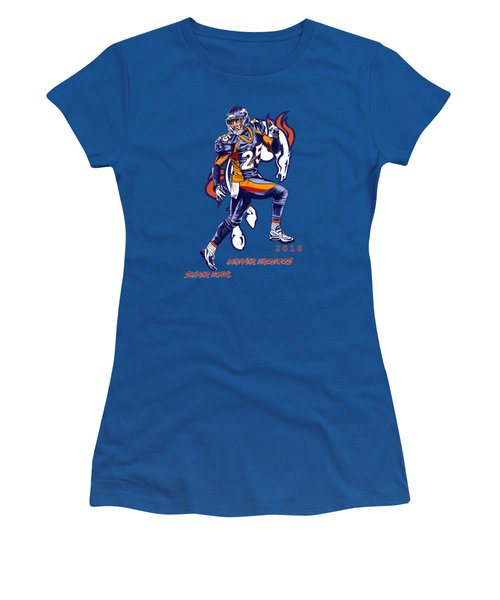 Super Bowl 2016  Women's T-Shirt (Athletic Fit)