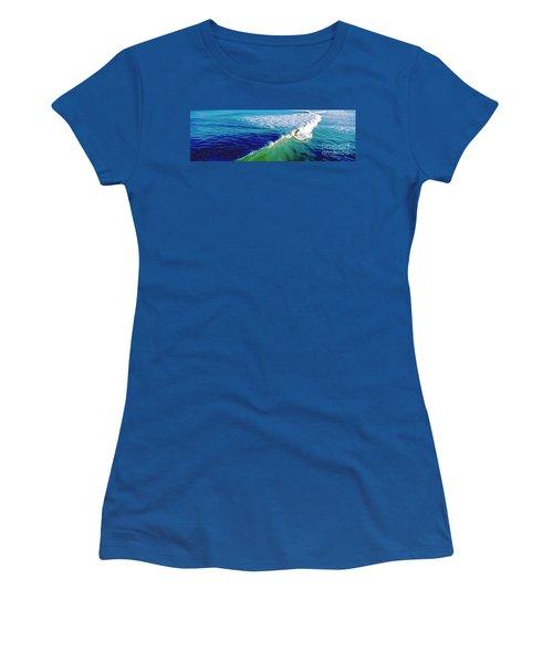 Surfs Up Daytona Beach Women's T-Shirt