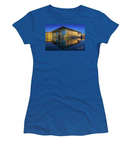 Surreal Reflection Women's T-Shirt
