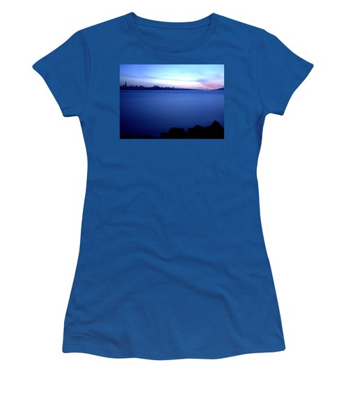 Women's T-Shirt featuring the photograph Surreal San Francisco by John King