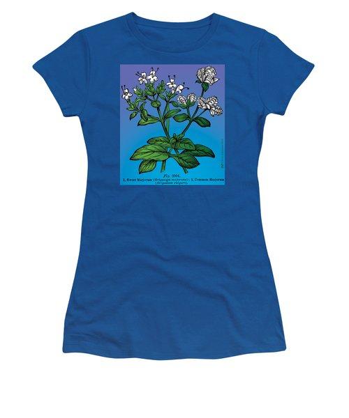 Sweet Marjoram Women's T-Shirt
