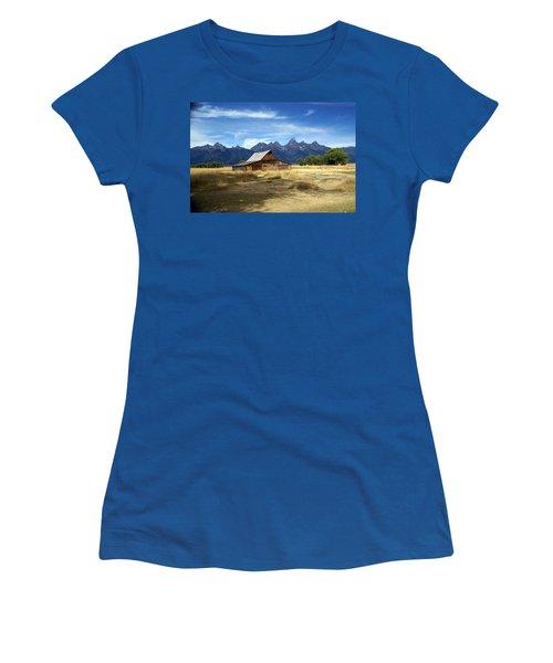 Teton Barn 3 Women's T-Shirt