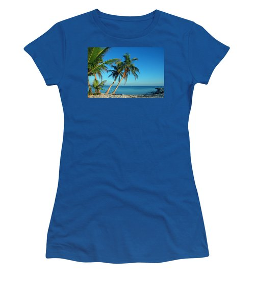 The Blue Lagoon Women's T-Shirt