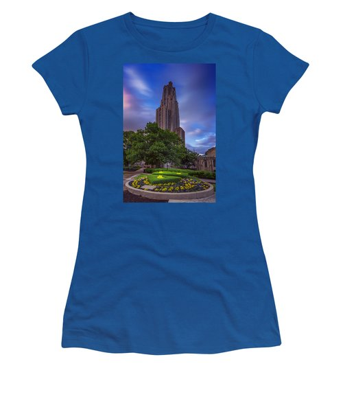 The Cathedral Of Learning Women's T-Shirt