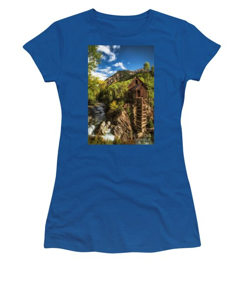 The Crystal Mill Women's T-Shirt