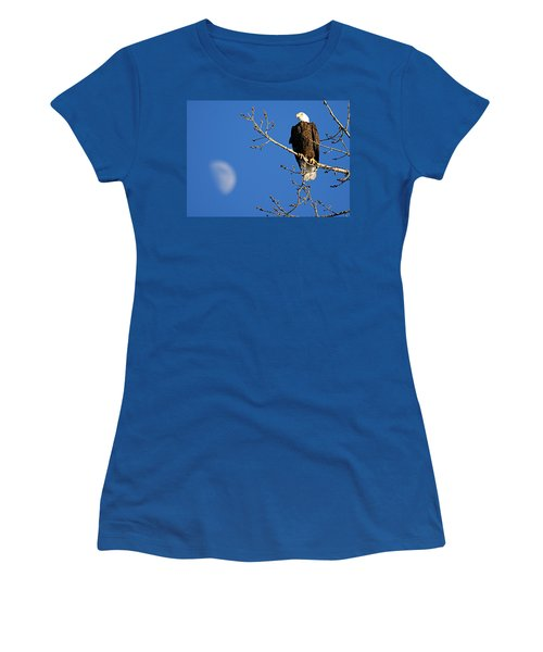 The Eagle Has Landed Women's T-Shirt