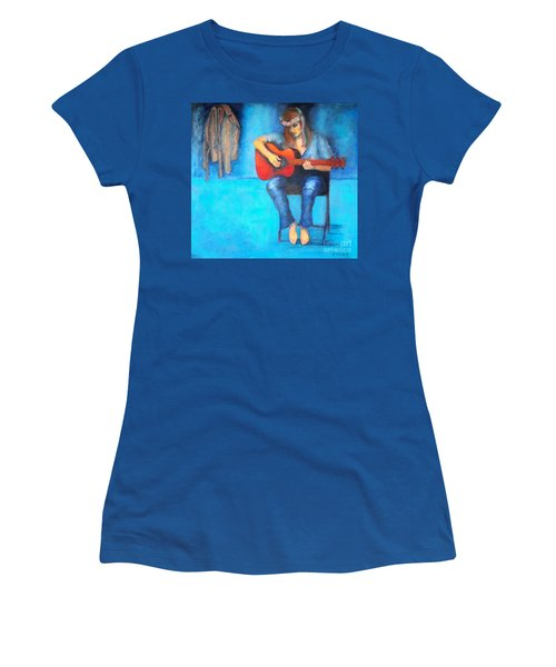 Music In The Alhambra Women's T-Shirt