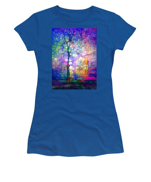 The Imagination Of Trees Women's T-Shirt