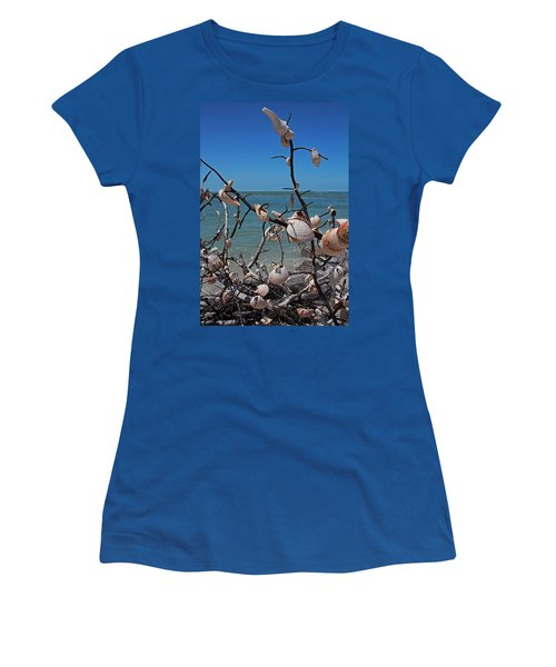 Women's T-Shirt (Athletic Fit) featuring the photograph The Kindness by Michiale Schneider