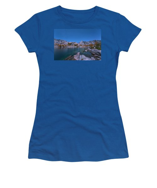 The Night In Leprechaun Lake Women's T-Shirt