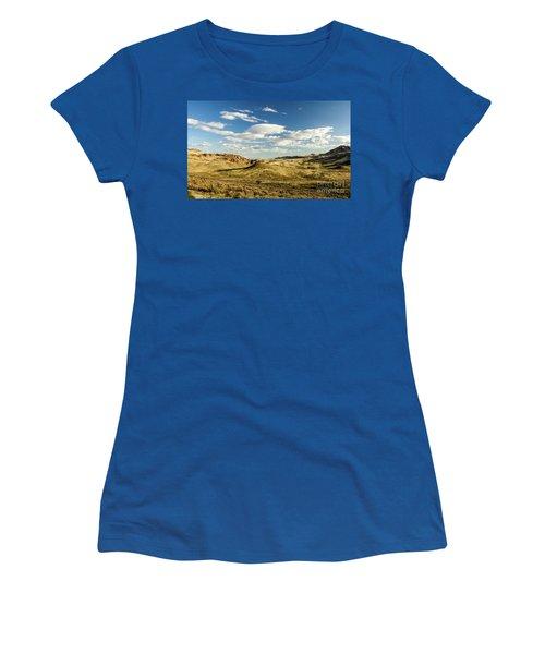 The Owyhee Desert Idaho Journey Landscape Photography By Kaylyn Franks  Women's T-Shirt