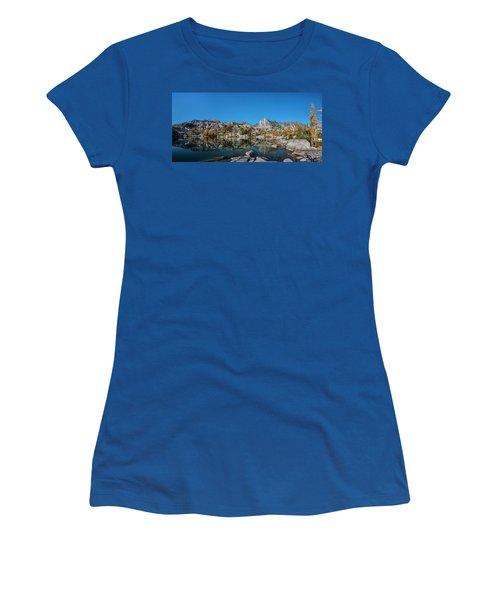 The Quiet Moment In Leprechaun Lake Women's T-Shirt