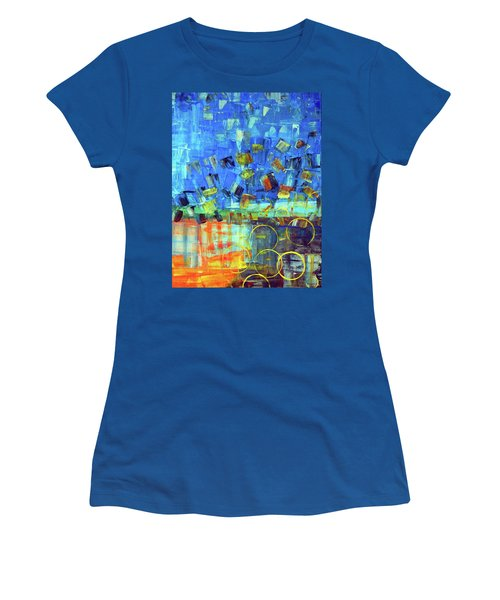 The Sky Fell Women's T-Shirt (Athletic Fit)