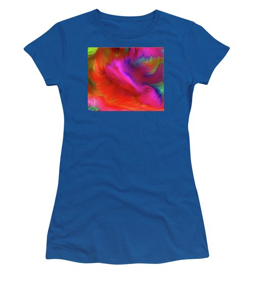The Spirit Of Life Women's T-Shirt (Athletic Fit)