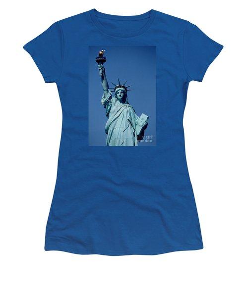 The Statue Of Liberty Women's T-Shirt