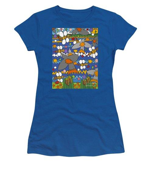 The Swallows Women's T-Shirt